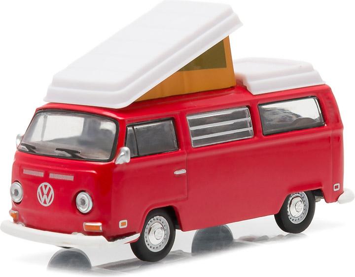 1968 Volkswagen Type 2 (T2B) Camper Van