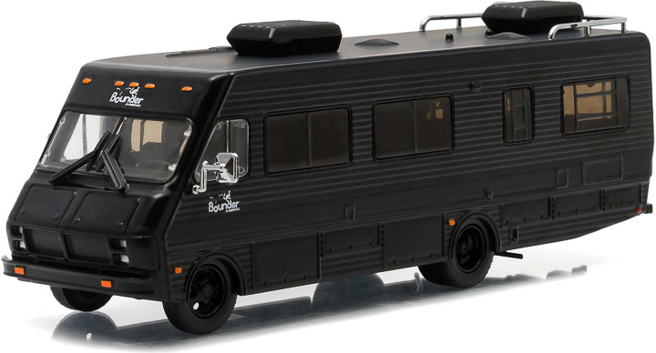 1:64 Black Bandit collection - 1986 Fleetwood Bounder