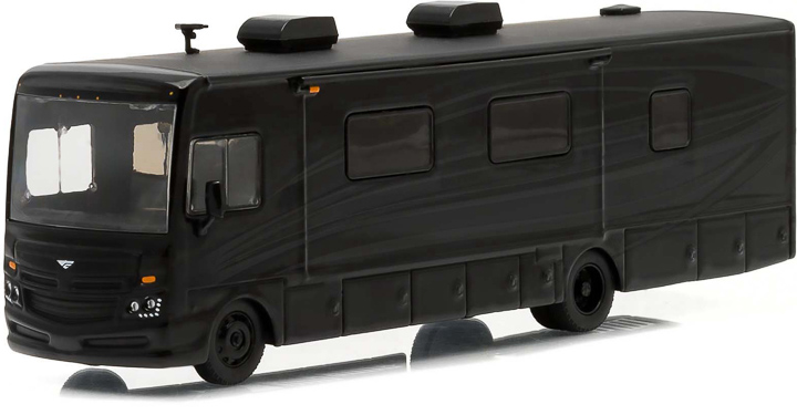 1:64 Black Bandit collection - 2016 Fleetwood Bounder