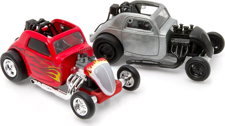Topo Fuel Altered 1:64 firstcut Hobby Exclusive 2-Car Set