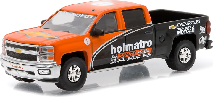 2015 Chevy Silverado Holmatro Safety Team with Holmatro Equipment in Truck Bed