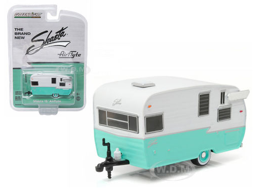 Item #29854- 1:64 Shasta 15' Airflyte (Hobby Exclusive)