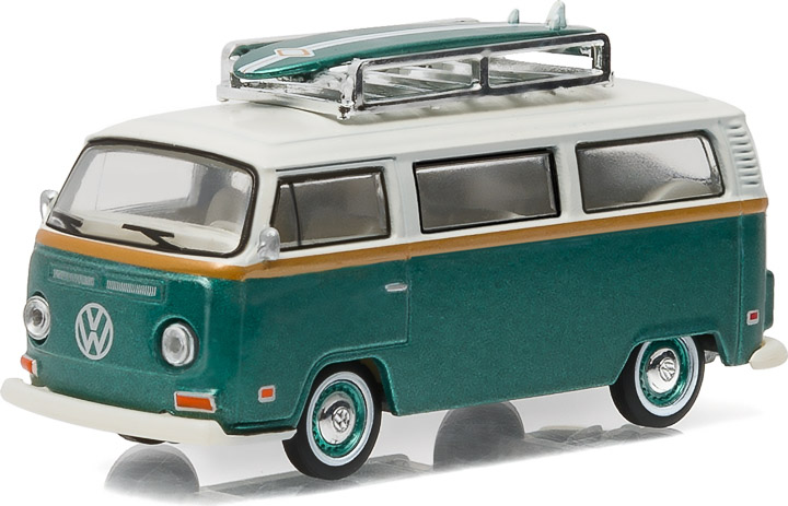 1:64 1972 Volkswagen Type 2 (T2B) Van? with Surf Boards (Hobby Exclusive)