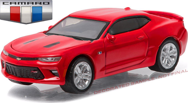 1:64 2016 Chevy Camaro 'All-New Camaro Unveiling' Edition (Hobby Exclusive)