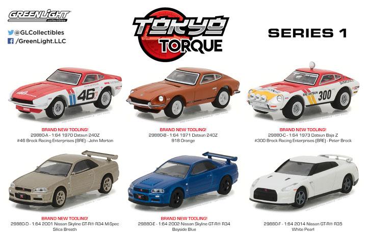 29880 - Tokyo Torque - Series 1