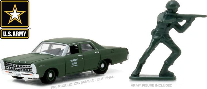 29883 - 1:64 1967 Ford Custom - 1967 Ford Custom