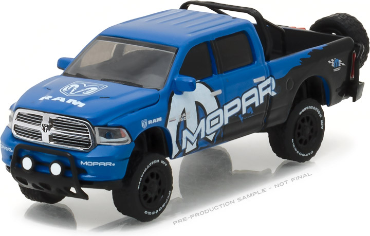 29887 - 1:64 2017 Ram 1500 MOPAR Off-Road Edition