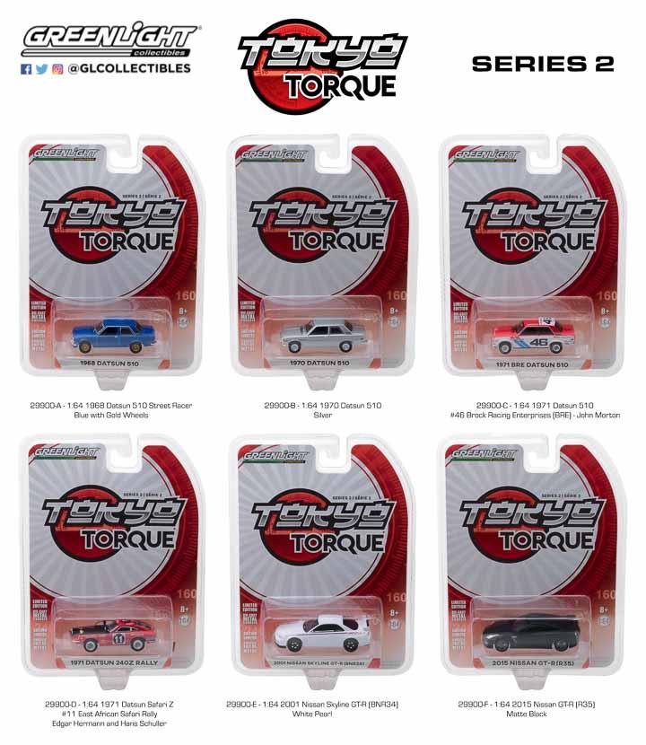 29900 - Tokyo Torque - Series 2