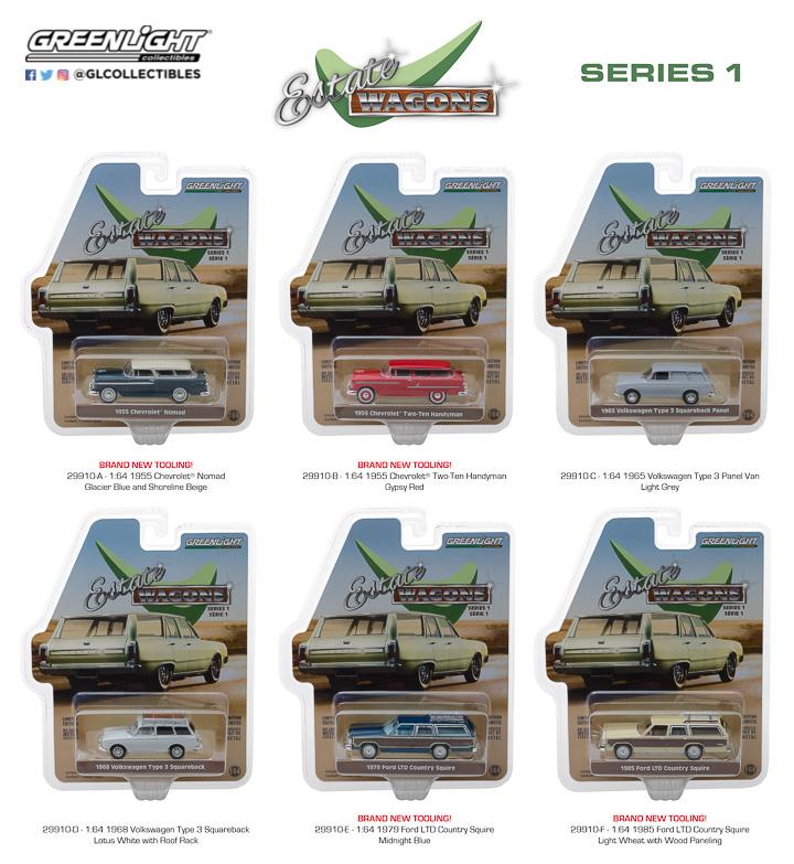 29910 - Estate Wagons Series 1