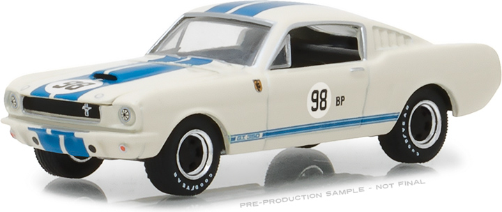 29918 - 1:64 1965 Shelby GT350 Terlingua Team Car #98BP