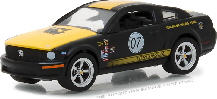 29919 - 1:64 2008 Ford Mustang Terlingua Racing Team #07