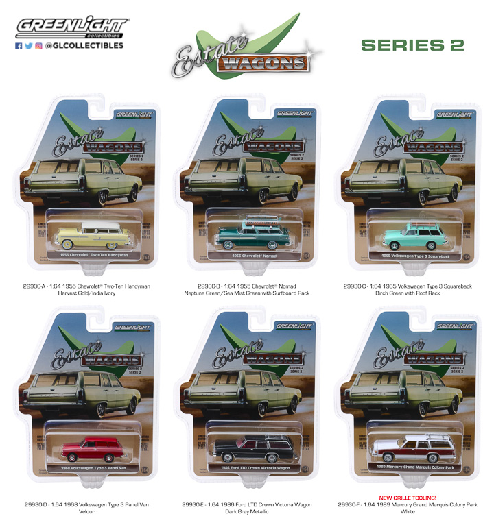 29930 - Estate Wagons Series 2