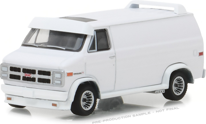 29939 - 1:64 1983 GMC Vandura Custom - White
