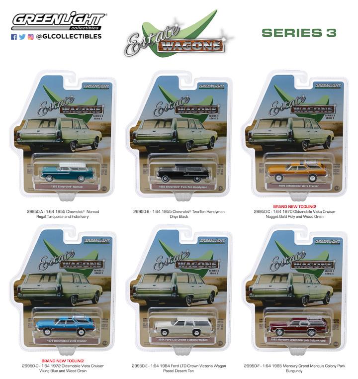 29950 - Estate Wagons Series 3