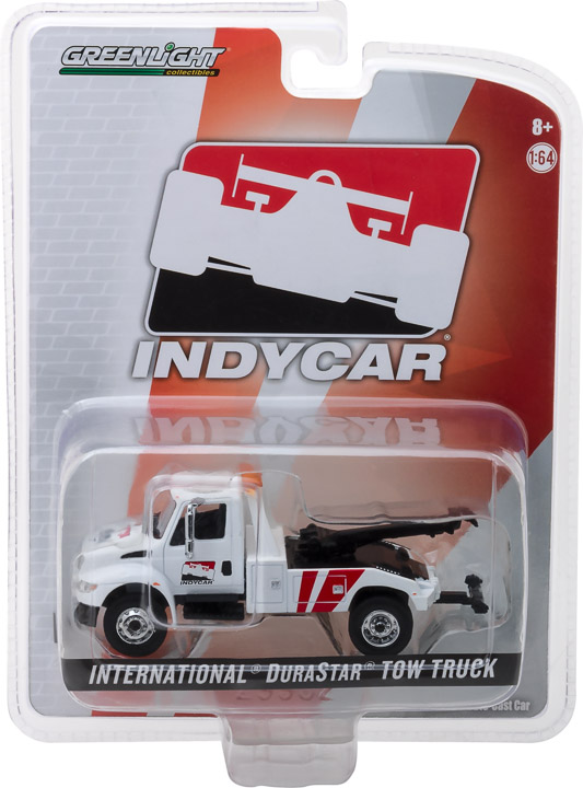 29952 - 1:64 2018 International Durastar 4400 IndyCar Series Tow Truck