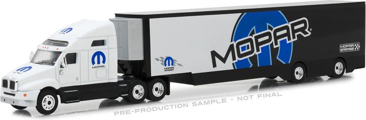 29963 - 1:64 2018 Kenworth T2000 MOPAR Transporter