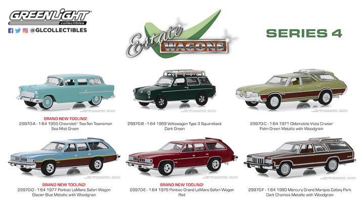 29970 - Estate Wagons Series 4