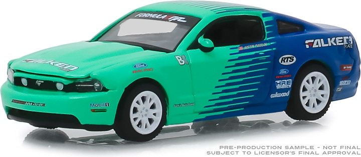 29972 - 1:64 2013 Ford Mustang - Falken Tires