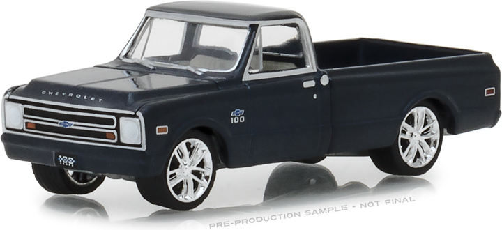 29974 - 1:64 1967 Chevrolet C-10 Chevrolet Performance Centennial Edition