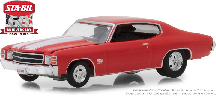 29985 - 1:64 STA-BIL 60th Anniversary - 1971 Chevrolet Chevelle