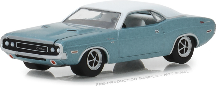 29986 - 1:64 1970 Dodge Challenger - Western Sport Special