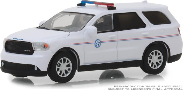 29993 - 1:64 2018 Dodge Durango - United States Postal Service (USPS) Postal Police