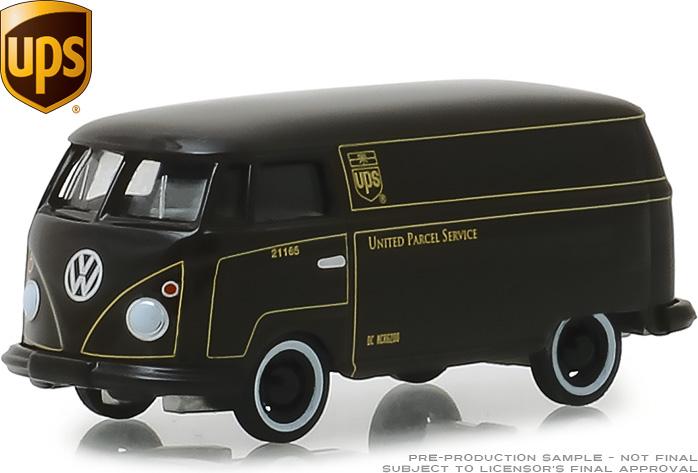 30020 - 1:64 Volkswagen Type 2 Panel Van - United Parcel Service (UPS)