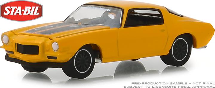 30025 - 1:64 STA-BIL - 1971 Chevrolet Camaro STA-BIL Protection - 2014 SEMA Show Car