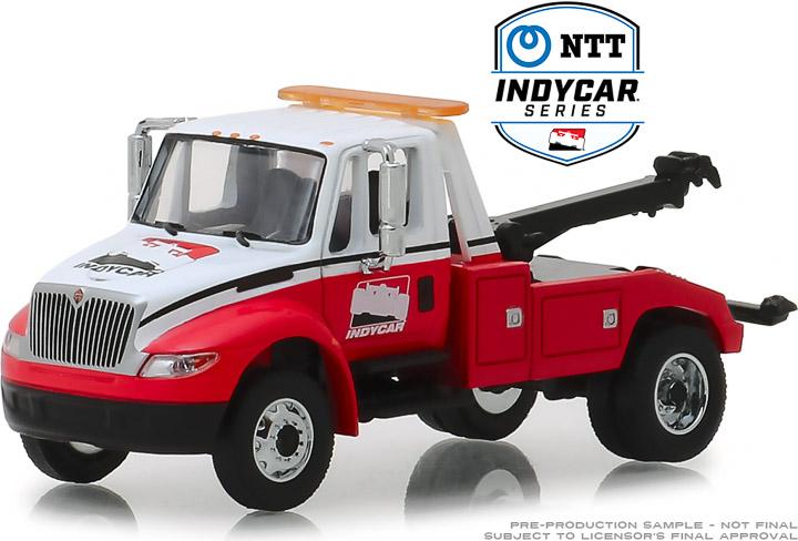 #30032 - 1:64 2019 International Durastar 4400 IndyCar Series Tow Truck