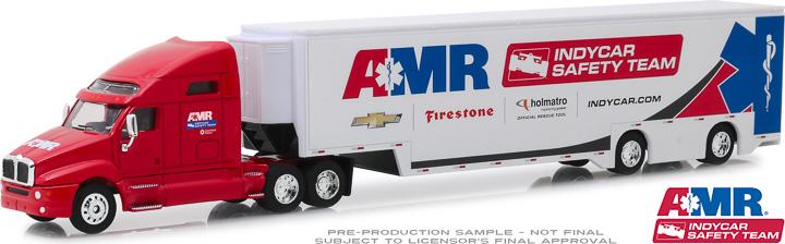 30038 - 1:64 Kenworth T2000 AMR IndyCar Safety Team Transporter