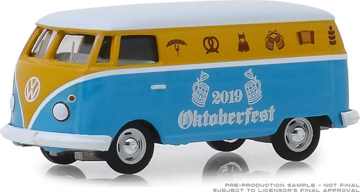 30045 - 1:64 Volkswagen Type 2 Panel Van - Oktoberfest 2019