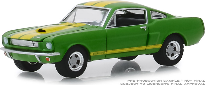 30060 - 1:64 BFGoodrich Vintage Ad Cars - 1966 Shelby GT350 When You're Ready to Get Serious