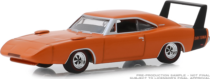30068 - 1:64 1969 Dodge Charger Daytona - United States Postal Service (USPS) America on the Move: Muscle Cars