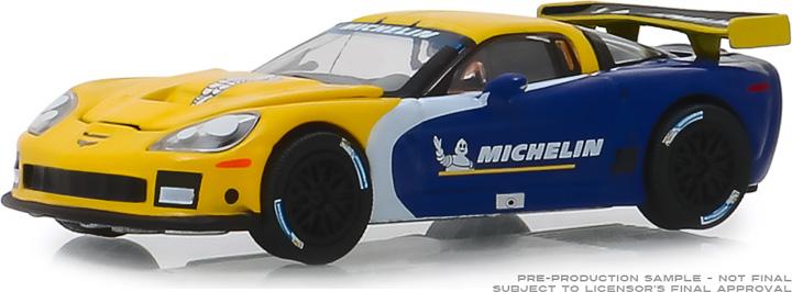 30074 - 1:64 2009 Chevy Corvette C6.R Michelin Tires