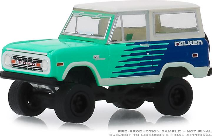 30080 - 1:64 1976 Ford Bronco - Falken Tires