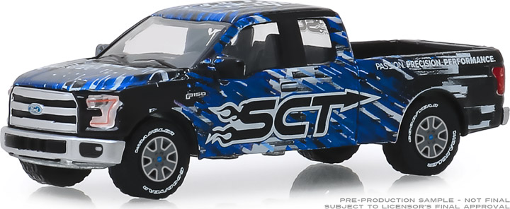 30091 - 1:64 2017 Ford F-150 - SCT, Derive Systems