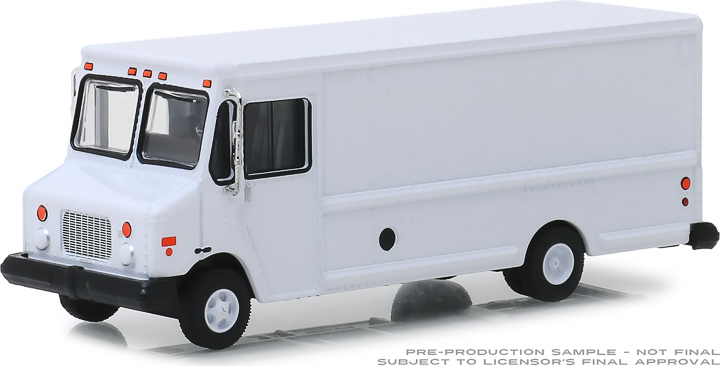 30097 - 1:64 2019 Mail Delivery Vehicle - White