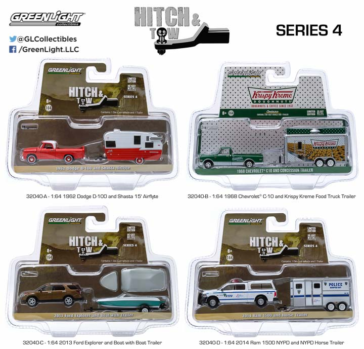 1:64 Hitch and Tow