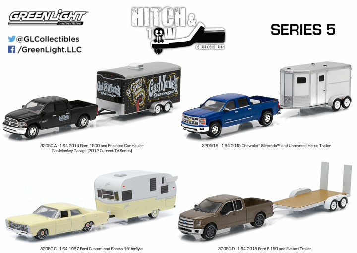 2014 Ram 1500 and Enclosed Car Hauler - Gas Monkey Garage (2012 ...