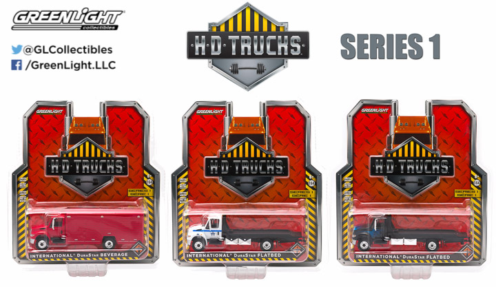33010 HD Trucks Group Photo