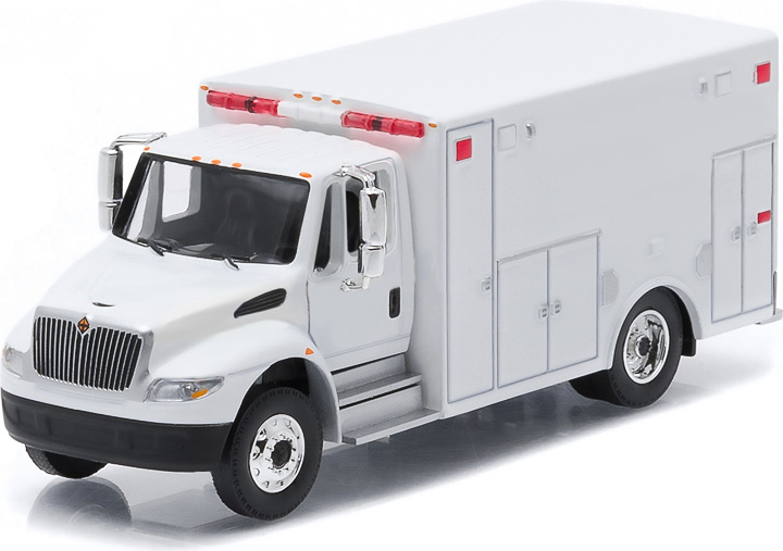 33041 - 1:64 2013 International Durastar Ambulance - 2013 International Durastar Ambulance