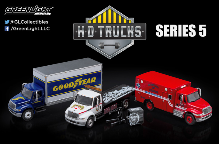 33050 HD Trucks Group Photo