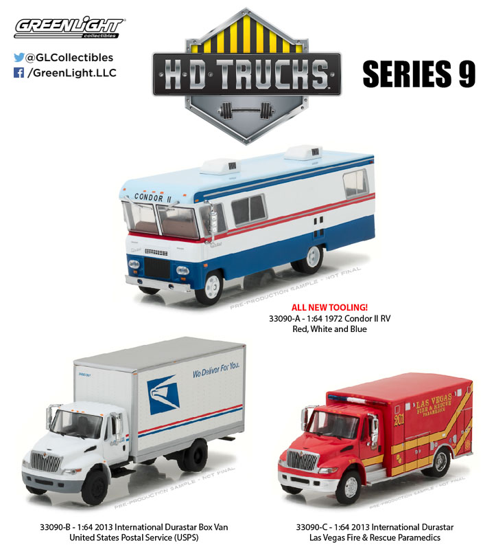 33090 HD Trucks - Series 9