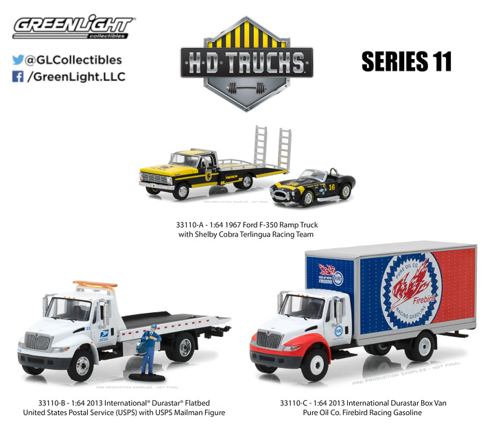 33110 HD Trucks - Series 11