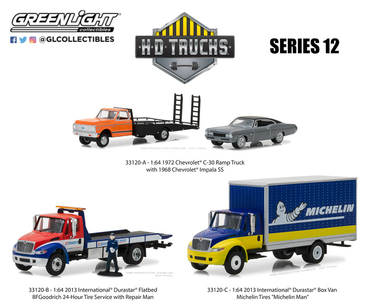 33120 HD Trucks - Series 12