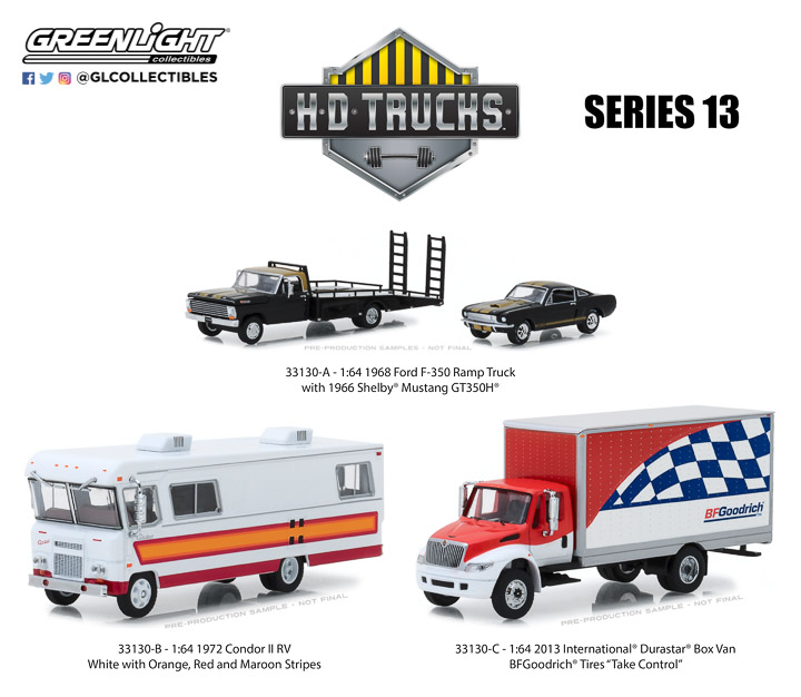 33130 HD Trucks - Series 13
