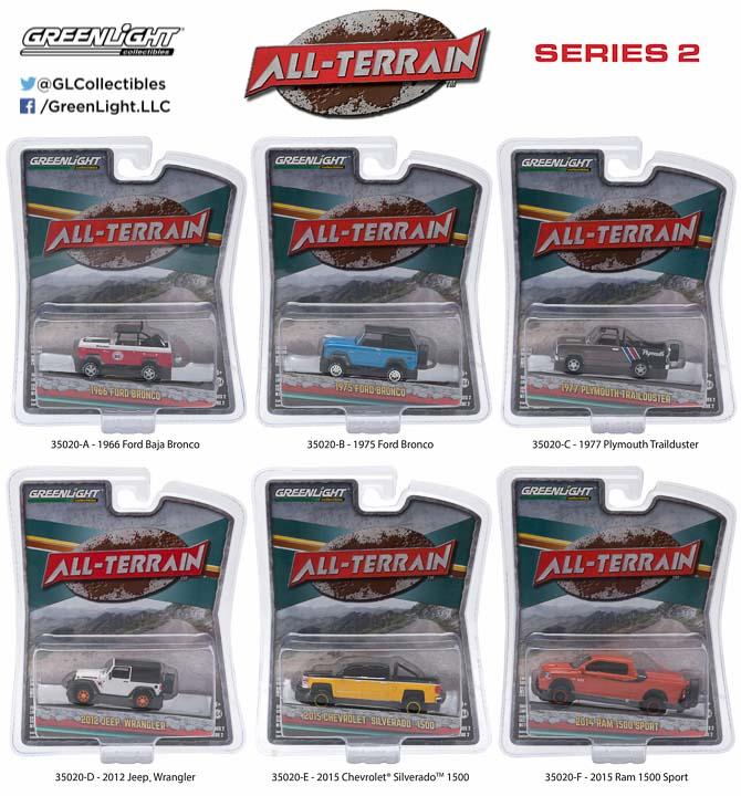 35020 - 1:64 All-Terrain Series 2