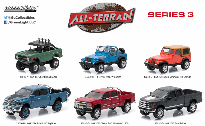 35030 - 1:64 All-Terrain Series 3