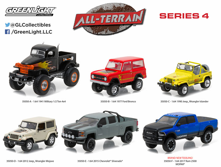 35050 - 1:64 All-Terrain Series 4