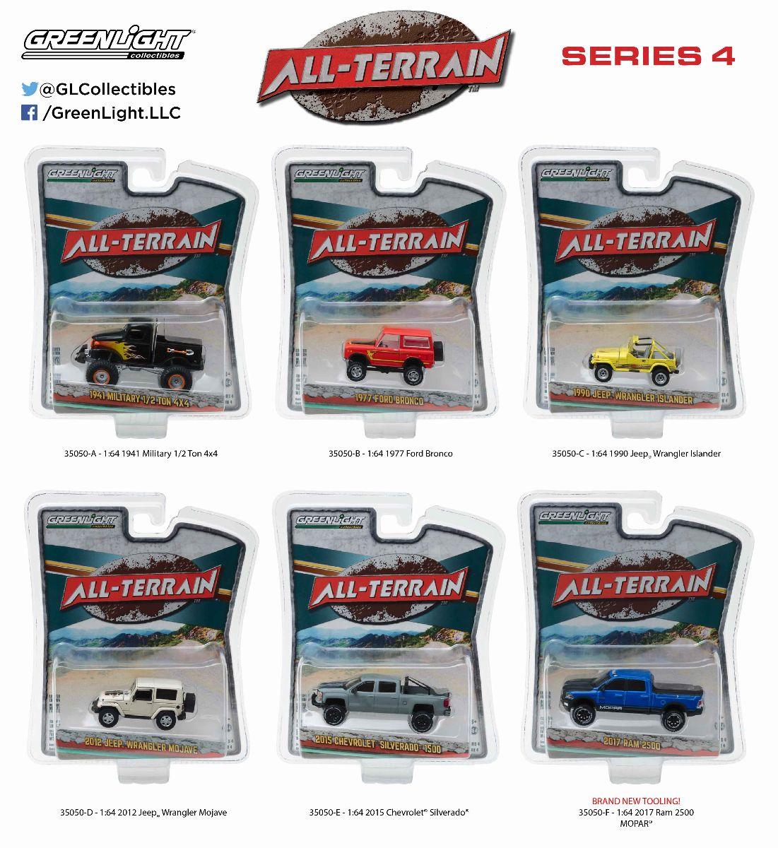 35050 - 1:64 All-Terrain Series 4